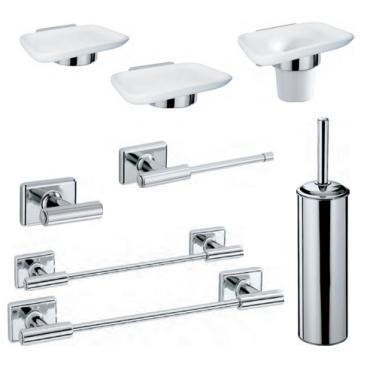 bagno hardware set 2805B konhard 2800b accessori per bagno